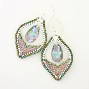 Tulip Drop Earrings