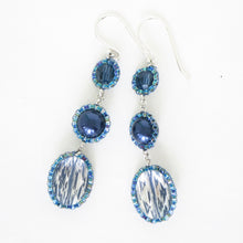 Load image into Gallery viewer, Constellation Earrings--2 color options