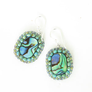 Assorted Paua Shell Earrings