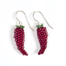 Load image into Gallery viewer, Spicy Pepper Earrings