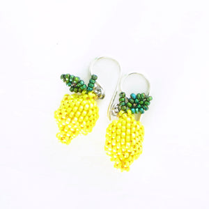 Lemon Sunshine Earrings