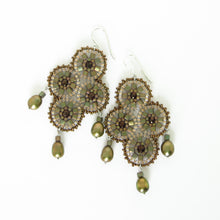 Load image into Gallery viewer, Beguiling Baroque Earrings