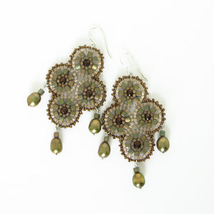 Beguiling Baroque Earrings