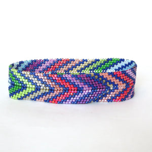Chevron Bracelet, Narrow
