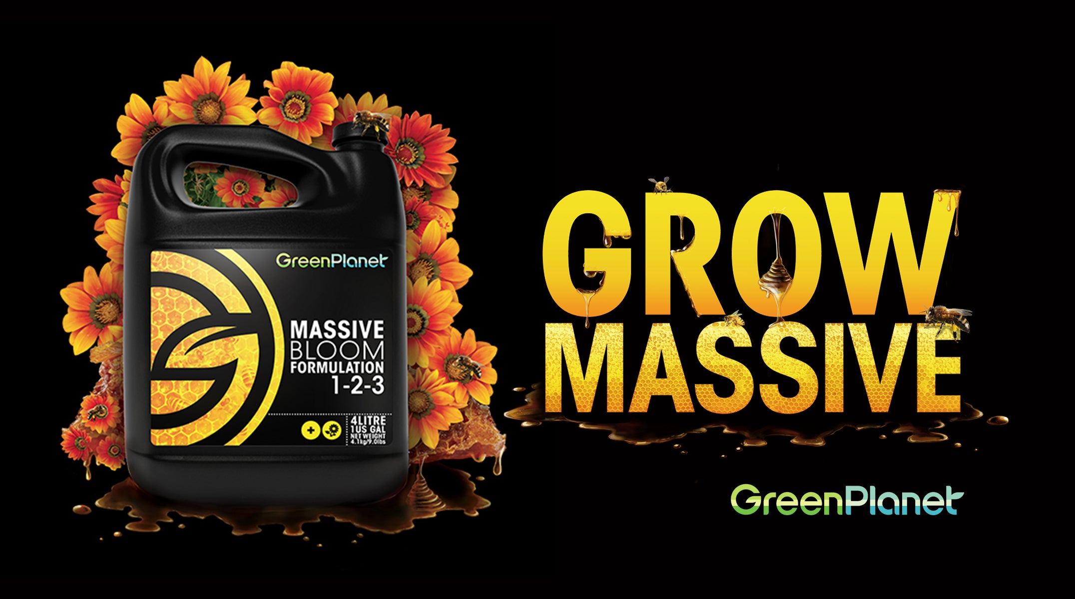 Greenplanet Massive Nutrient