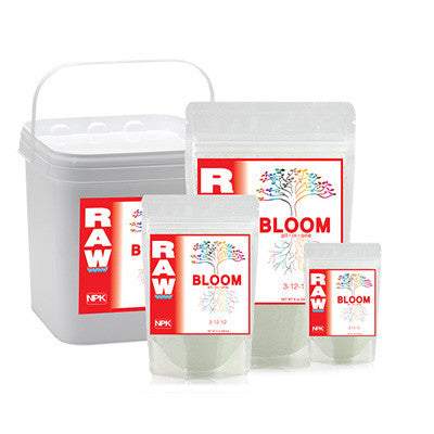 NPK Raw - Bloom - 2oz