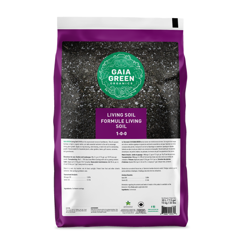 Gaia Green Living Soil 30 litre