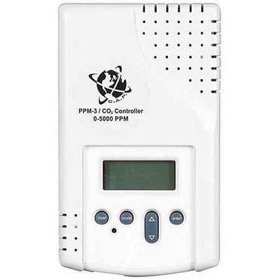 PPM-3 CO2 Monitor/Controller