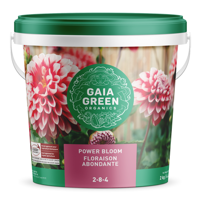 Gaia Green Power Bloom 2-8-4