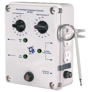 AIR-3DN Atmosphere Controller, Temp & Humidty