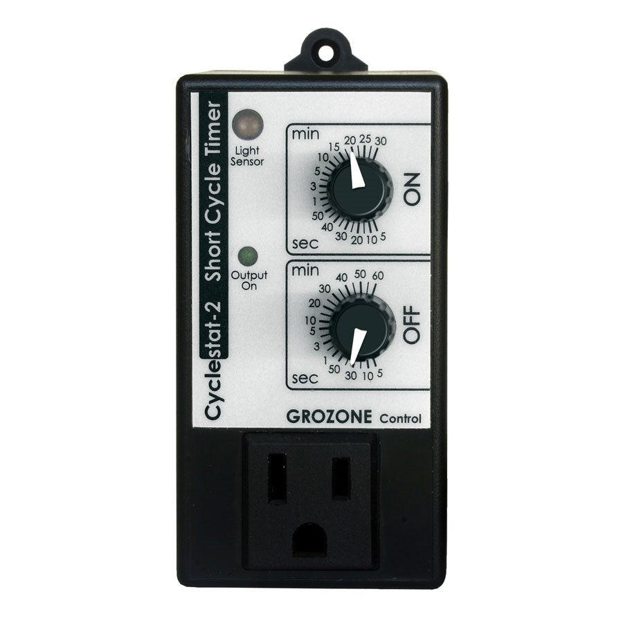 GroZone CY2 Short Period Cyclestat with Photocell
