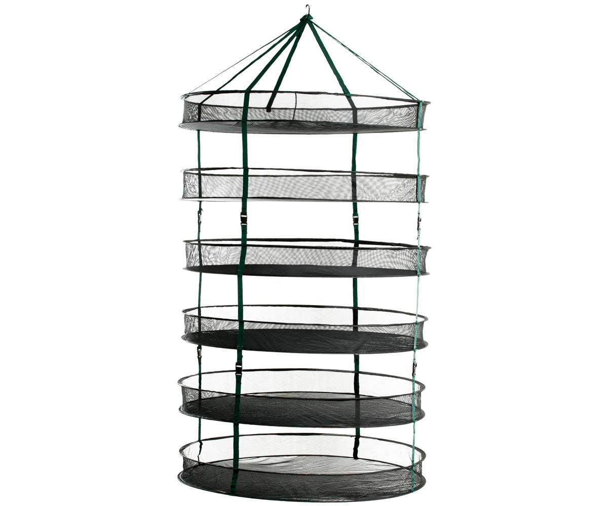 STACK!T Dry Rack w/Clips 3ft