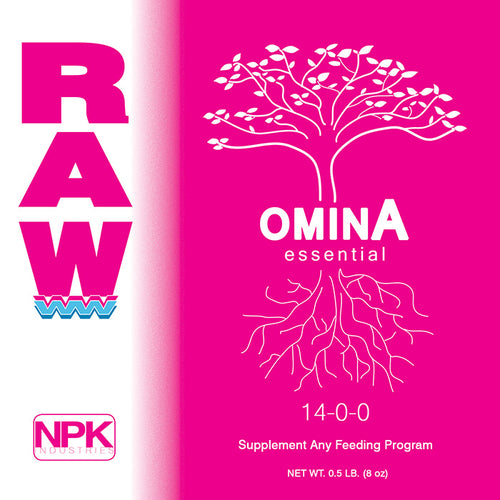 NPK Raw - OminA - 2oz