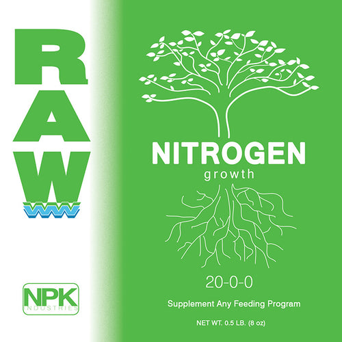 NPK Raw - Nitrogen - 2oz