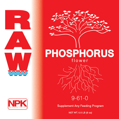 NPK Raw - Phosphorus - 2oz