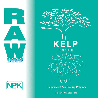 NPK Raw - Kelp - 2oz