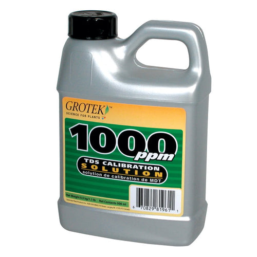 Grtk - TDS 1000 PPM Calibration Solution - 500 ml
