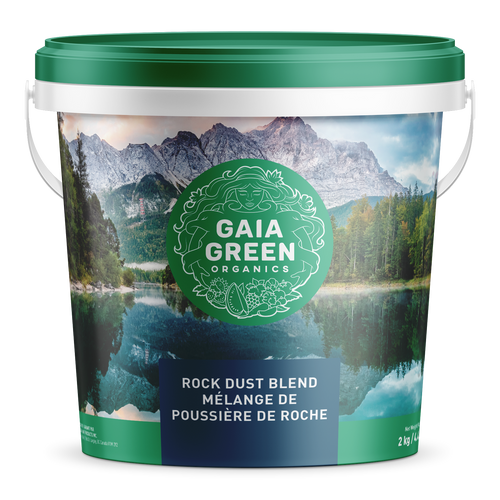 Gaia Green Rock Dust Blend Pail 2Kg