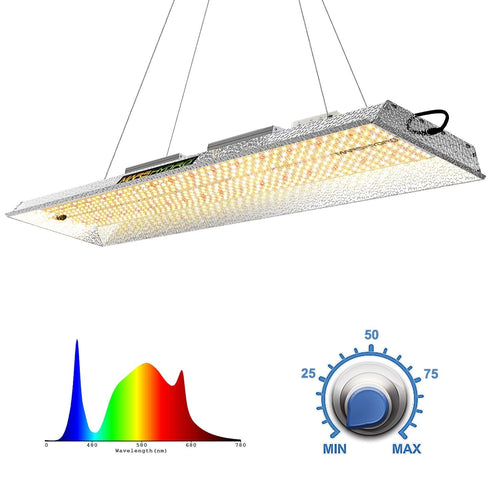 Mars Hydro TSL 2000 LED Grow Light  - Full Spectrum 300W