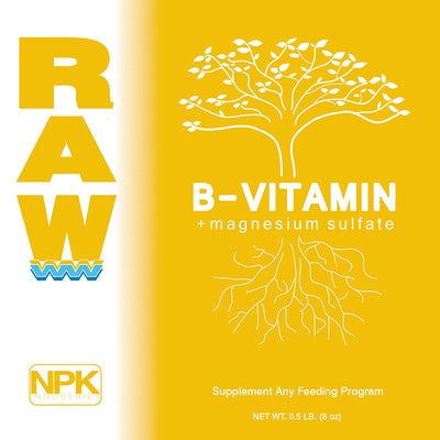 NPK Raw - B-Vital - 2oz