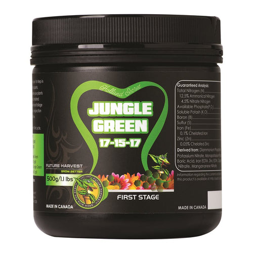 Jungle Green 17-15-17 500Gr