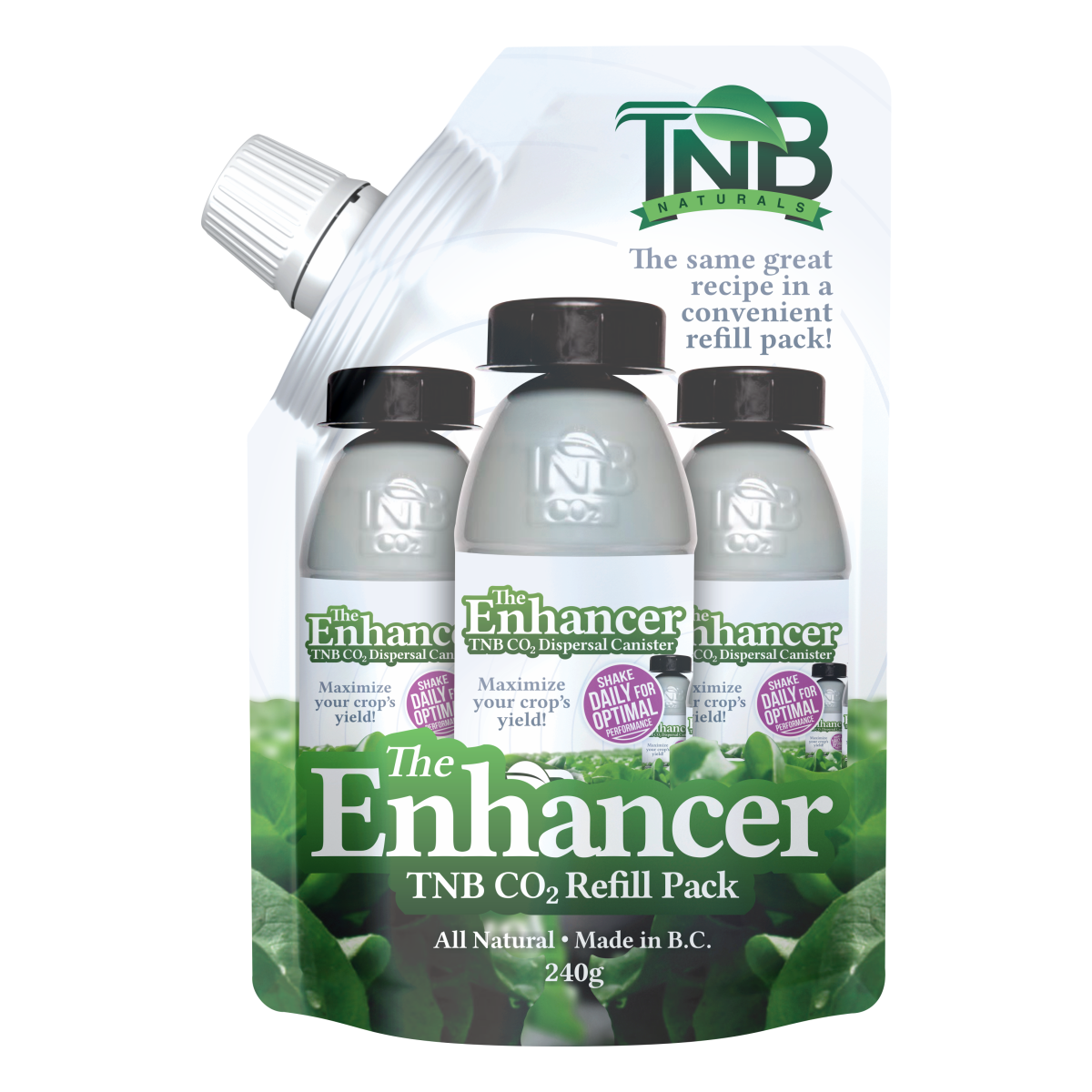 TNB CO2 Refill Pack (The Enhancer)
