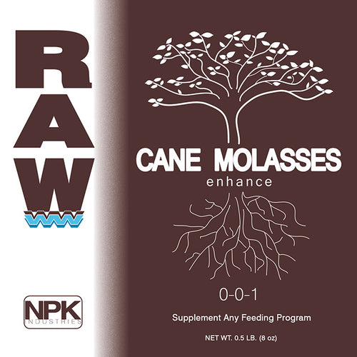 NPK Raw - Cane/Molasses - 2oz