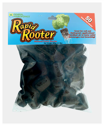 Rapid Rooter Plugs - (Bag of 50)