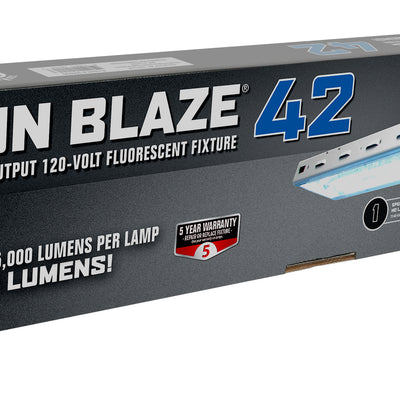 Sun Blaze T5 HO 42 - 4 ft 2 Lamp