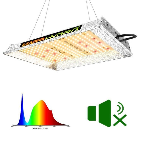 Mars Hydro TS 600 LED Grow Light  - Full Spectrum 100W