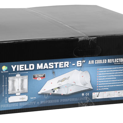 Yield Master 8 in Air-Cooled Reflector
