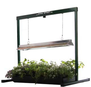 Jump Start Grow Light System - 2 Ft. (Stand, Fixture & Tube)