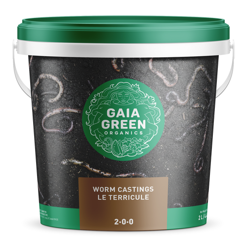 Gaia Green Worm Castings 2 Litre
