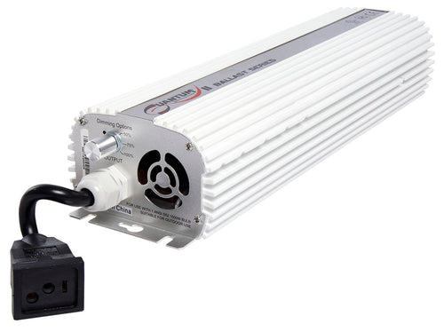 Quantum 1000W Digital Ballast, 120/240V Dimmable