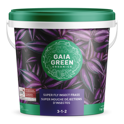 Gaia Green Insect Frass