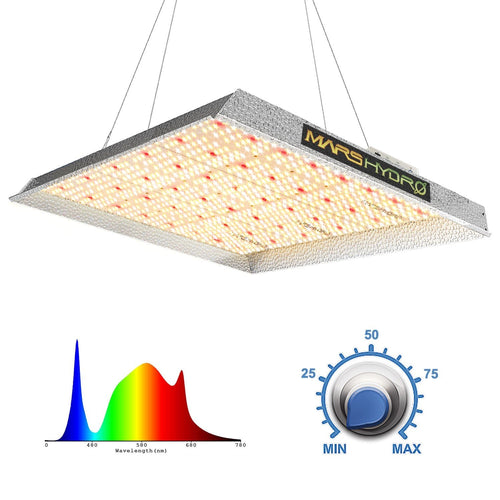 Mars Hydro TS 3000 LED Grow Light  - Full Spectrum 450W
