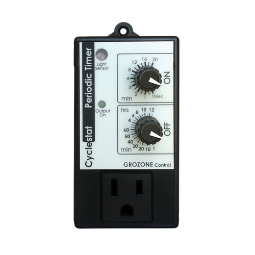 GroZone CY1 Cyclestat with Photocell