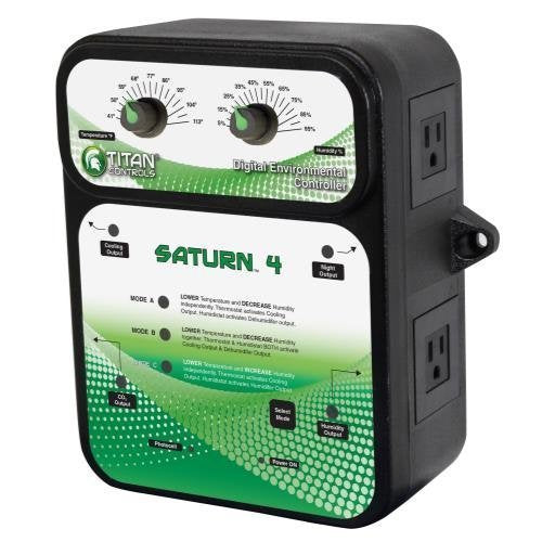 Titan Controls Saturn 4 - Digital Environmental Controller