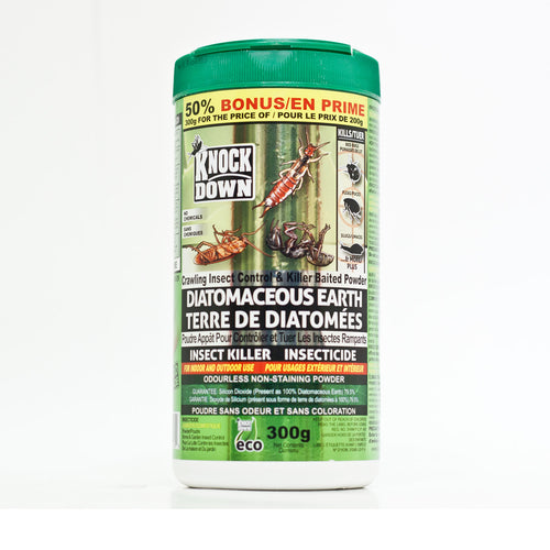 Crawling Insect Diatomaceous Earth 300g - Knock Down