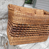 Haida Doctor's Basket - Antique from the Ned Wheatly Collection from 1927 AC32