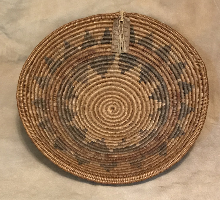 Navajo Wedding - Ceremonial Vintage Basket from 1930's NL6