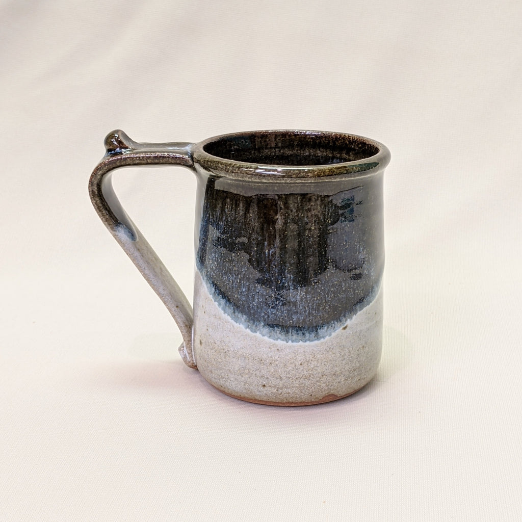 Native Dragonfly Mug by Cherokee Artist Mel Cornshucker 0/154