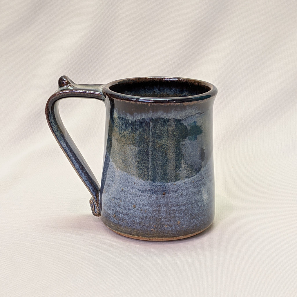 Native Horse and Rider Mug by Cherokee Artist Mel Corshucker 0/154