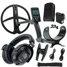 "XP DEUS With WS5 Full Sized Headphones + Remote + 11"" X35 Coil"