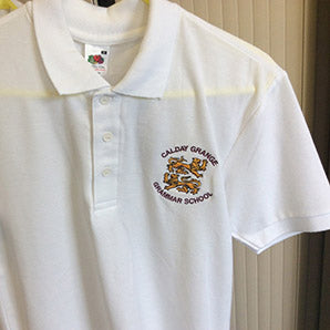 Old Style Short Sleeve Polo Shirt