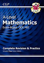 New A-Level Maths for OCR MEI: Year 1 & 2 Complete Revision & Practice with Online Edition