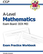 New A-Level Maths for OCR MEI: Year 1 & 2 Exam Practice Workbook