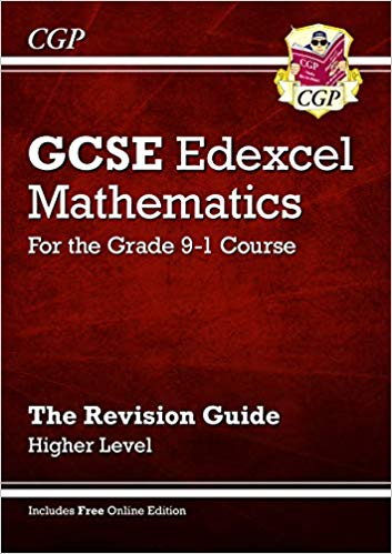 GCSE Maths Revision Guide & Exam Practice Workbook (one of each title supplied)