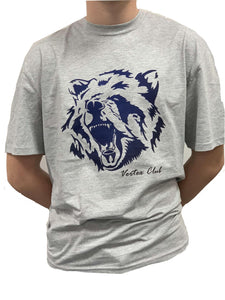 T Shirt with Bear Image