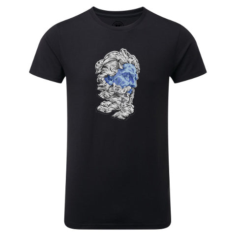 T Shirt with Zeus Image